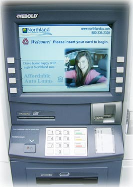 Oscoda, Tawas and West Branch I ATMs accept deposits!