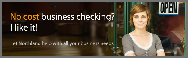 Business Services no cost checking