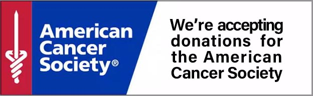 Northland accepting donations for the American Cancer Society Community Involvment page banner