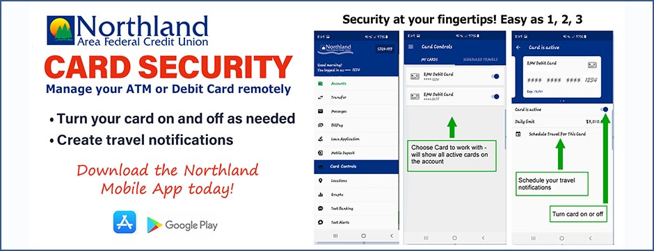 Card Security Banner