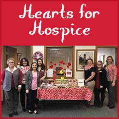 Hearts for Hospice Fundraiser