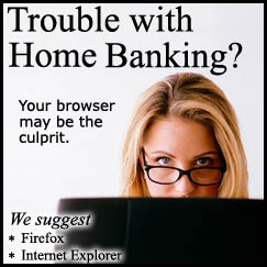 Northland Trouble with Home Banking