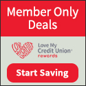 Love My Credit Union Rewards Start Saving Save up to $15 on TurboTax